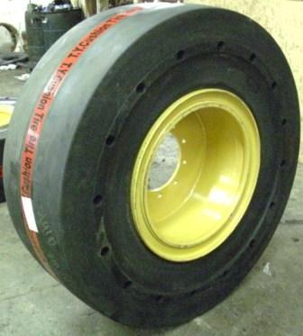 TY Cushion solid OTR tire