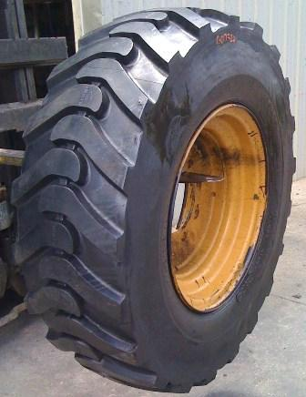 Solid OTR Retread Foam Fill