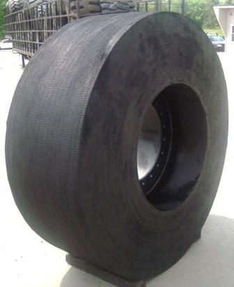Solid OTR Retread